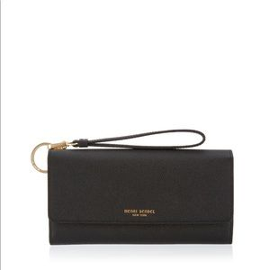 ISO BLACK HENRI BENDEL UPTOWN AND ABOUT ORGANIZER